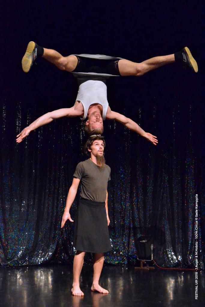 A l'école du cirque !